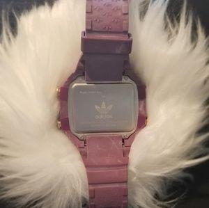 adidas Accessories - Purple Adidas Sports Watch